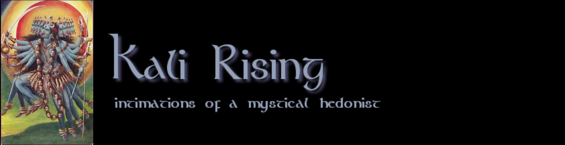 Logo Kali Rising